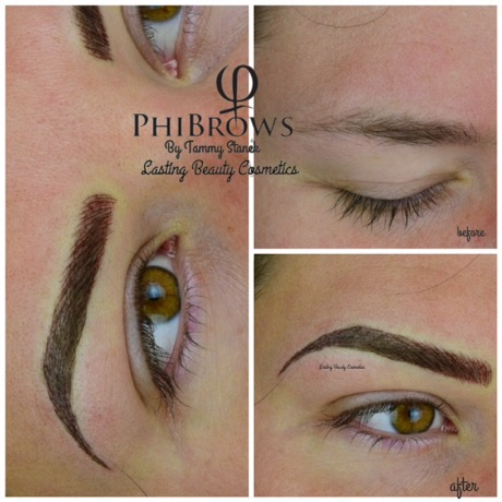 MICROBLADING EYEBROWS BY LASTING BEAUTY COSMETICS